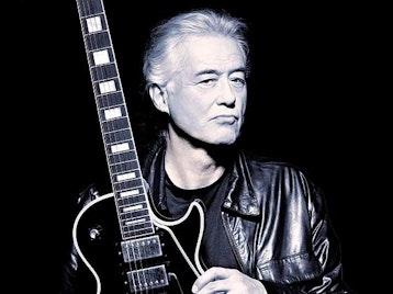 Jimmy Page artist photo