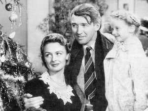 Film promo picture: It's A Wonderful Life