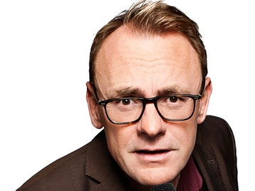 Brighton Comedy Festival 2013: Purple Van Man: Sean Lock picture