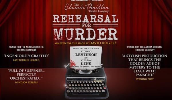 Rehearsal For Murder Tour Dates