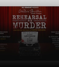 Rehearsal For Murder (Touring) artist photo