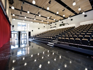 Devon Hall, Bideford College venue photo