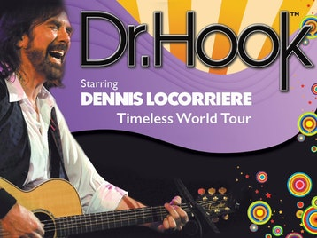 Timeless World Tour 2017: Dr Hook starring Dennis Locorriere picture