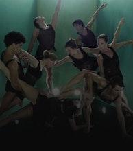 Rambert Dance Company artist photo