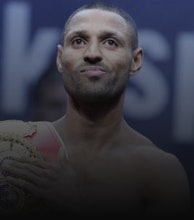 Kell Brook artist photo
