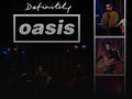 Be Here Now Live: Definitely Oasis, Nick Mercer Jr event picture
