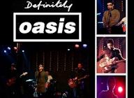 Definitely Oasis artist photo