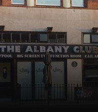 Albany Social Club artist photo