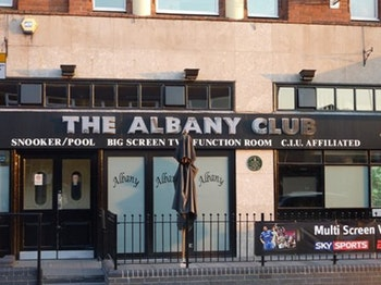 Albany Social Club venue photo