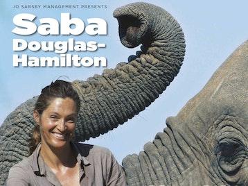 Saba Douglas-Hamilton artist photo