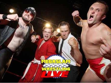 Megaslam Wrestling Tour Dates