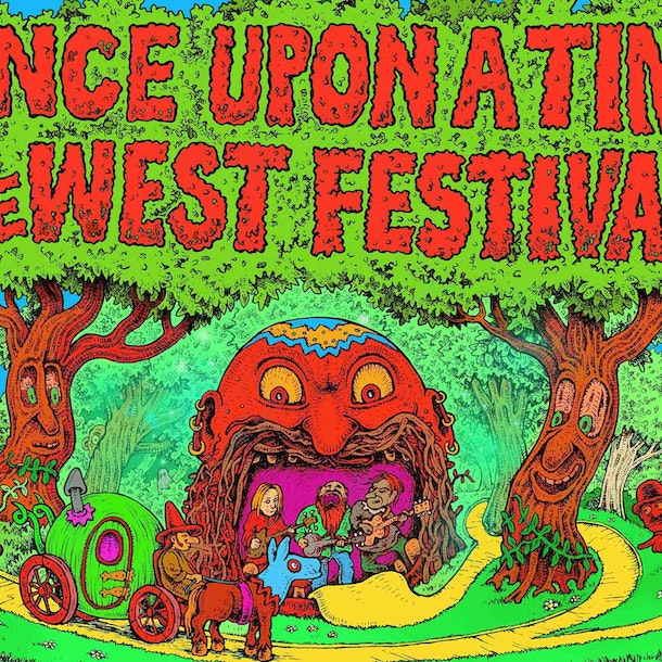 Once Upon a Time in the West Festival