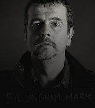Mark Billingham artist photo