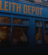 Leith Depot artist photo