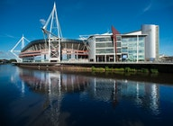 Principality Stadium artist photo