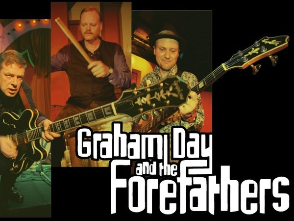 Graham Day And The Forefathers Tour Dates
