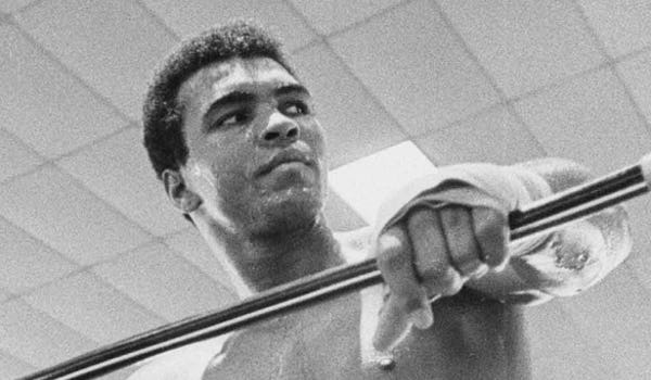 I Am The Greatest: Muhammad Ali at The O2
