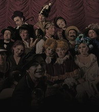 The Invisible Circus artist photo
