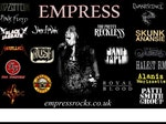 Empress Rock Band artist photo