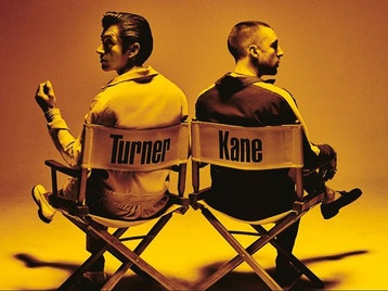 The Last Shadow Puppets artist photo