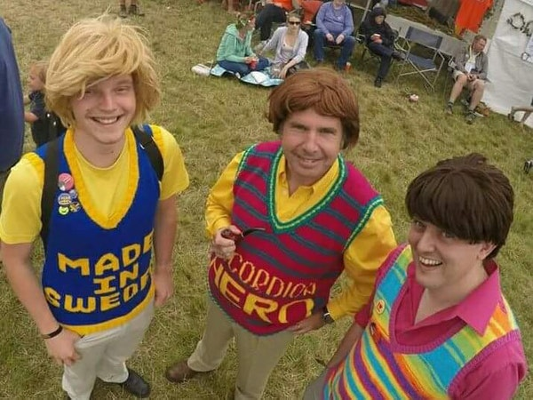 The Bar-Steward Sons Of Val Doonican Tour Dates