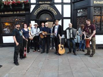 Ye Olde Man and Scythe venue photo