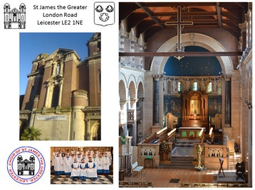 Church of St James the Greater venue photo