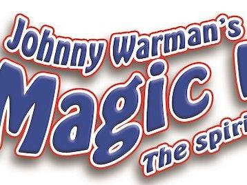 Johnny Warman's Magic Bus artist photo