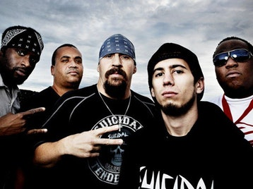 Suicidal Tendencies + Evile + Virus picture