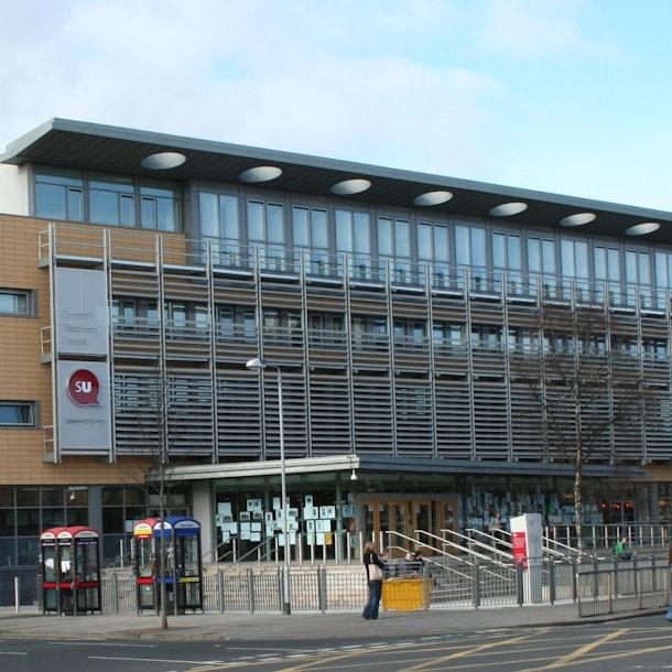 Queens University Belfast Student Union Events