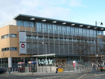 Queens University Belfast Student Union picture