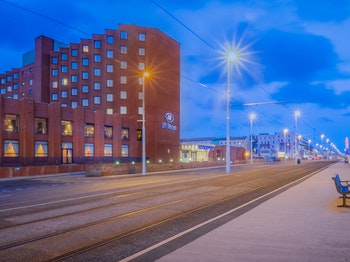 Hilton Blackpool venue photo
