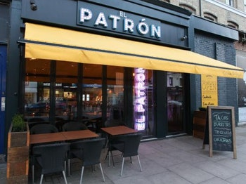 El Patron Londres venue photo