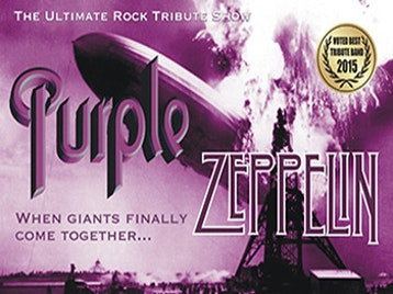 Purple Zeppelin picture