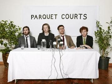 Parquet Courts artist photo