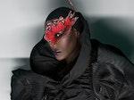 Grace Jones artist photo
