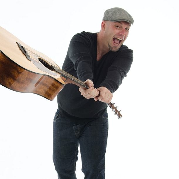 Black Country Night - Jonny Cole Band & Comedians