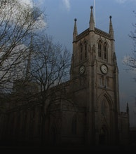 Blackburn Cathedral artist photo