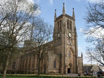 Blackburn Cathedral venue photo