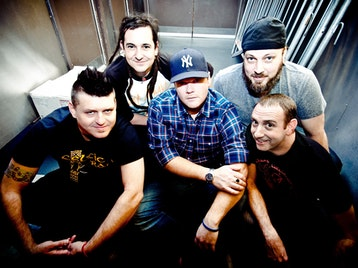 Less Than Jake + Reel Big Fish + Zebrahead picture