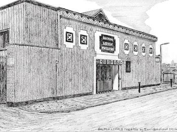 Bolton Little Theatre venue photo