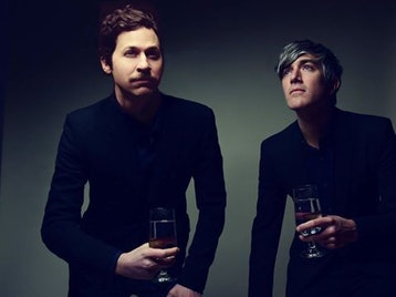 We Are Scientists + The Heartbreaks picture