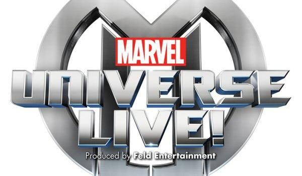 Marvel Universe LIVE! Tour Dates