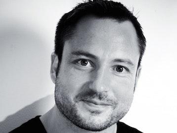 Damian Kingsley artist photo