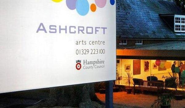 Ashcroft Arts Centre Events