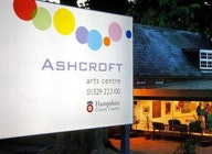 Ashcroft Arts Centre artist photo