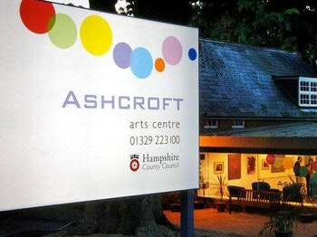 Ashcroft Arts Centre venue photo