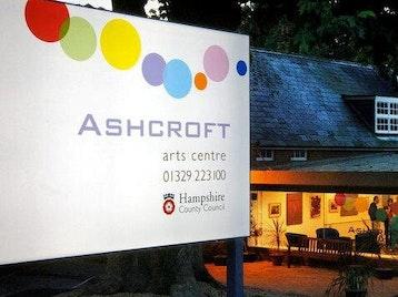Ashcroft Arts Centre venue photo