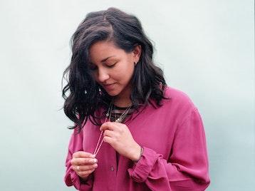 Eliza Shaddad artist photo