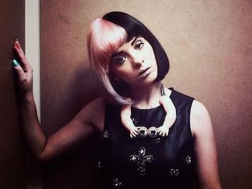Melanie Martinez artist photo